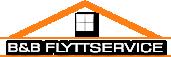 Flyttservice flytt och transport Logotyp